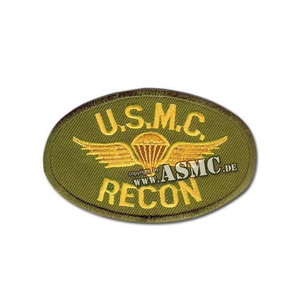 Insigne tissu Para USMC Recon