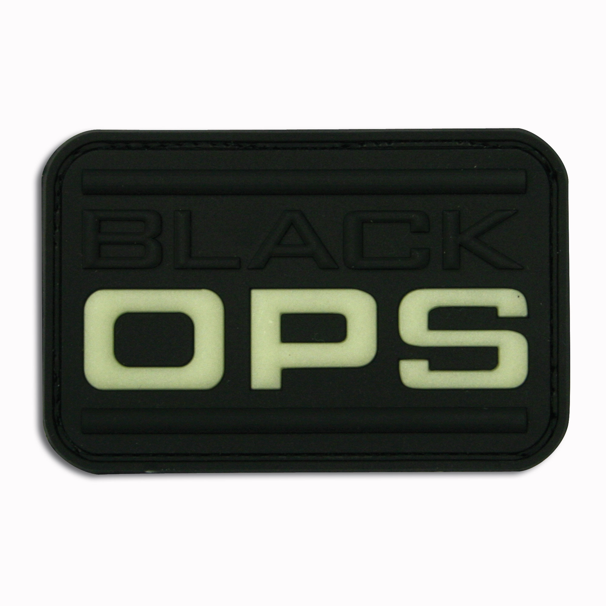 Patch 3D Black Ops luminescent