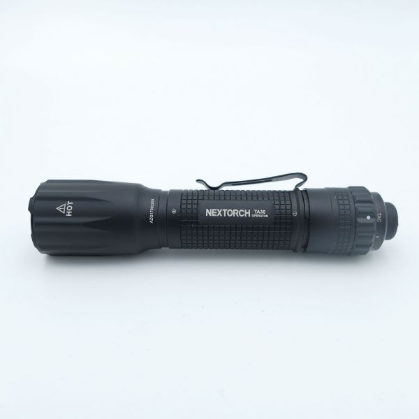 Nextorch Lampe de poche TA30 Operator