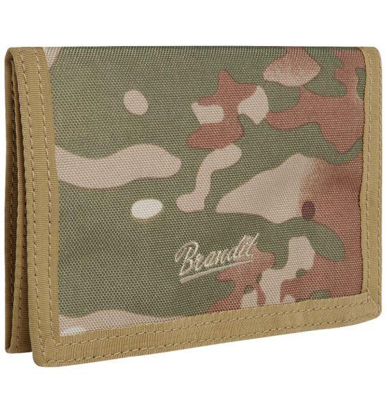Brandit Portefeuille Wallet Three tactical camo