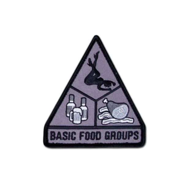 MilSpecMonkey Patch Basic Food Groups swat