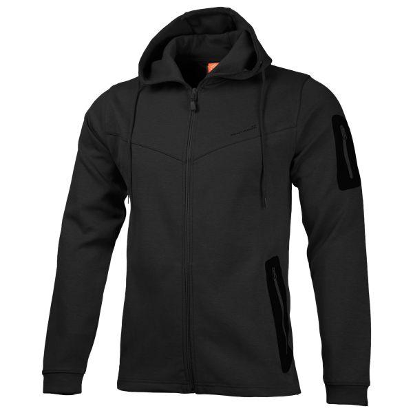 Veste à capuche Pentathlon Pentagon noire