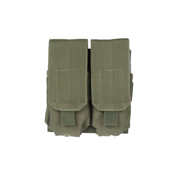 Mil-Tec Porte chargeur M4/M16 Double olive