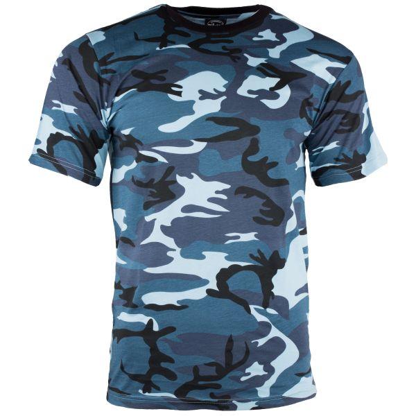 T-shirt skyblue