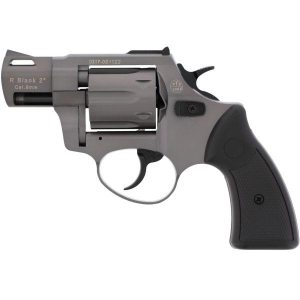 Revolver Zoraki R2 titane 2 pouces 9 mm R.K.