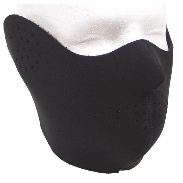 Masque de protection néoprène noire