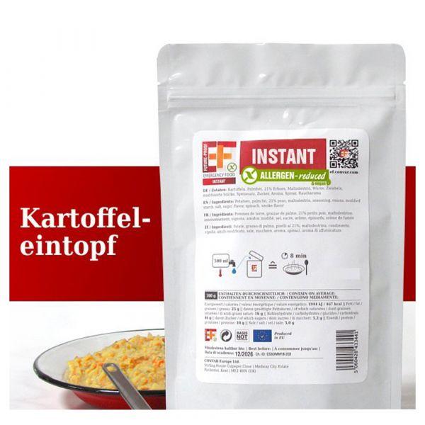 EF Emergency Food Ragoût de pommes de terre en sachet
