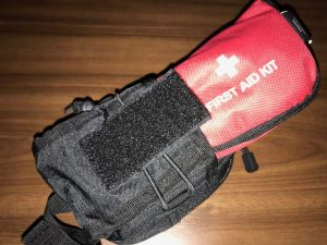 Perfekte Tasche für Hilfsmittel
