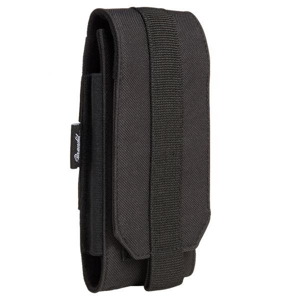 Brandit Étui pour smartphone Molle Phone Pouch large noir