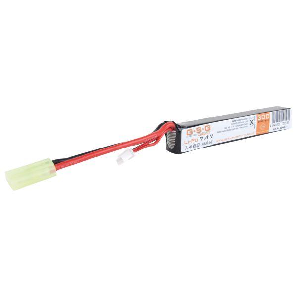 GSG Batterie Li-Po 7.4V 1450 mAh Stick Type