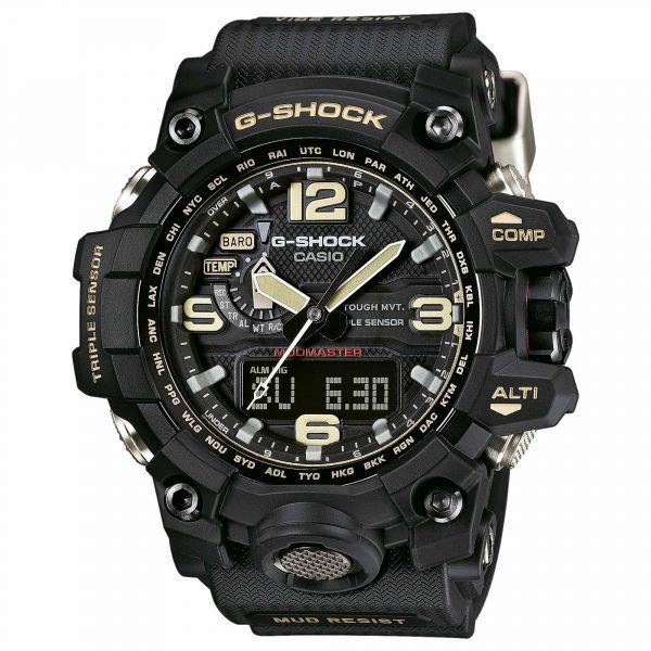 Casio Montre G-Shock Mudmaster GWG-1000-1AER noir