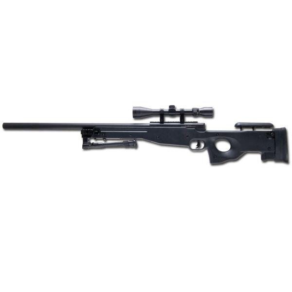 Fusil Airsoft GSG MB01 Sniper avec Lunette de Visée
