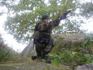 Special Operations Battalion cro