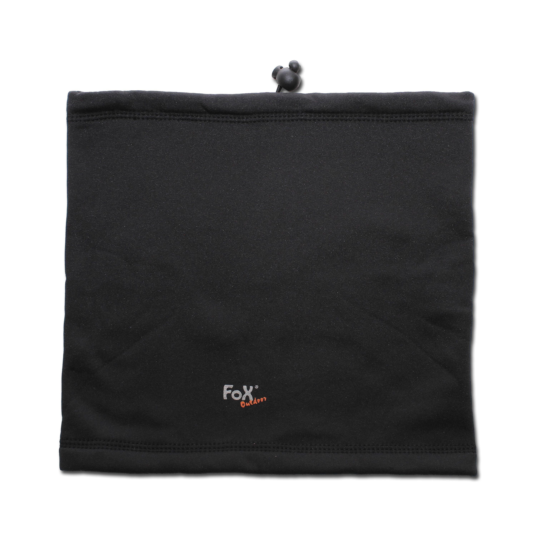 Écharpe ronde Fox Outdoor Softshell noir