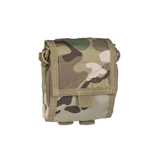 Empty Shell Pouch Collaps multicam