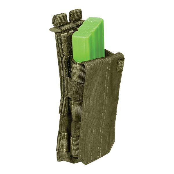 5.11 Porte-Chargeur Single 5.56 mm vert olive