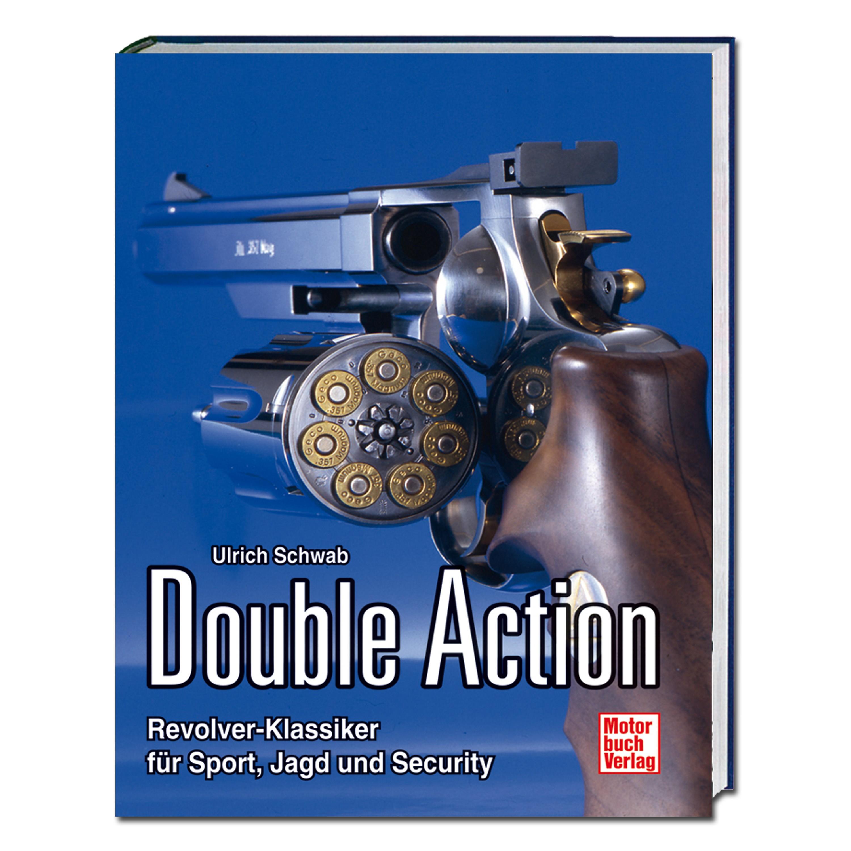 Livre Double Action - Revolver-Klassiker