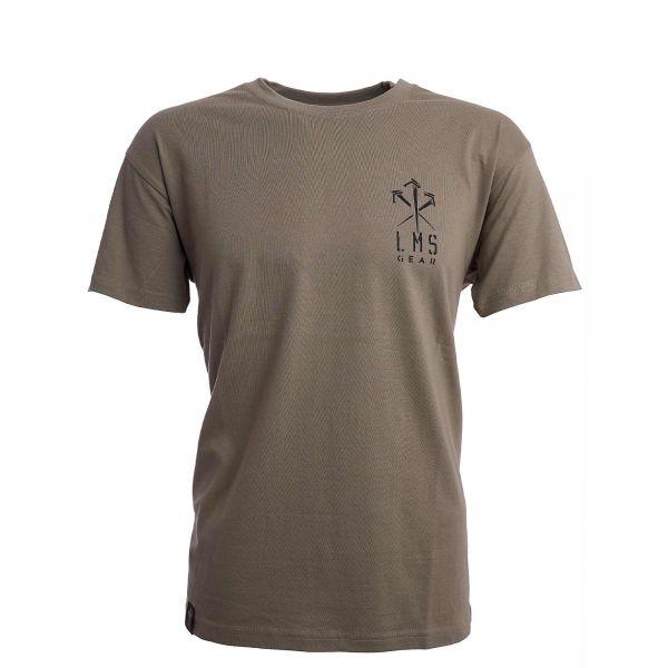 LMSGear T-Shirt Logo Nails FDE kaki