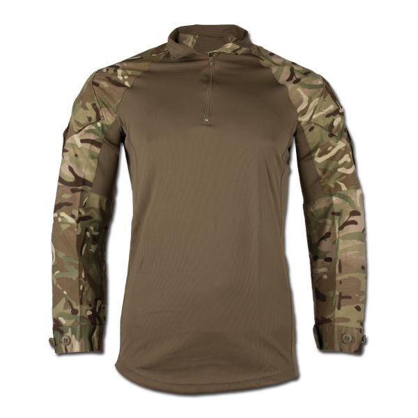 Chemise de combat britannique Armour MTP tarn à l'état neuf
