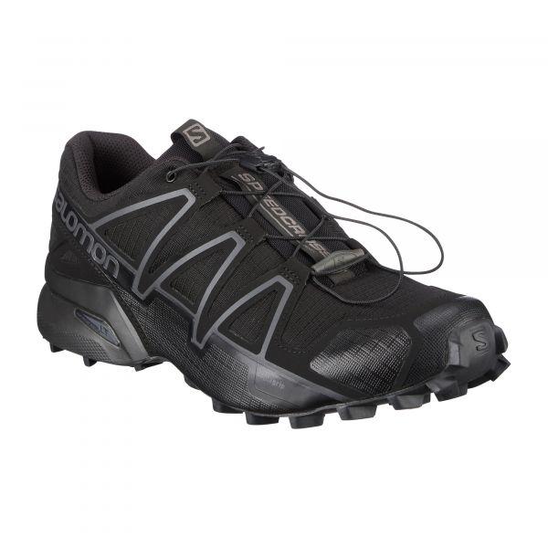 Salomon Chaussures Speedcross 4 Wide Forces noir