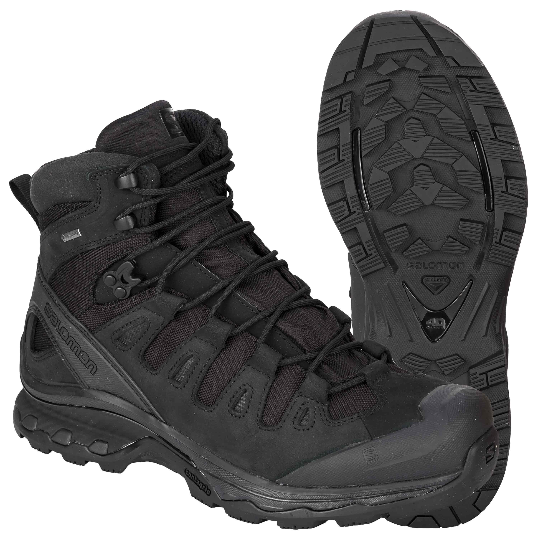 Chaussures homme salomon quest 4d gtx forces 2 noir