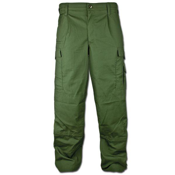 Pantalon tactique Leo Köhler vert olive