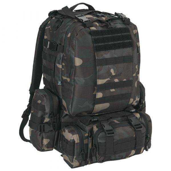 Brandit Sac à dos US Cooper Modular Pack dark camo
