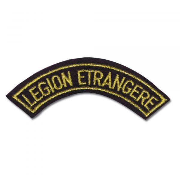 Écusson tissu légion étrangère
