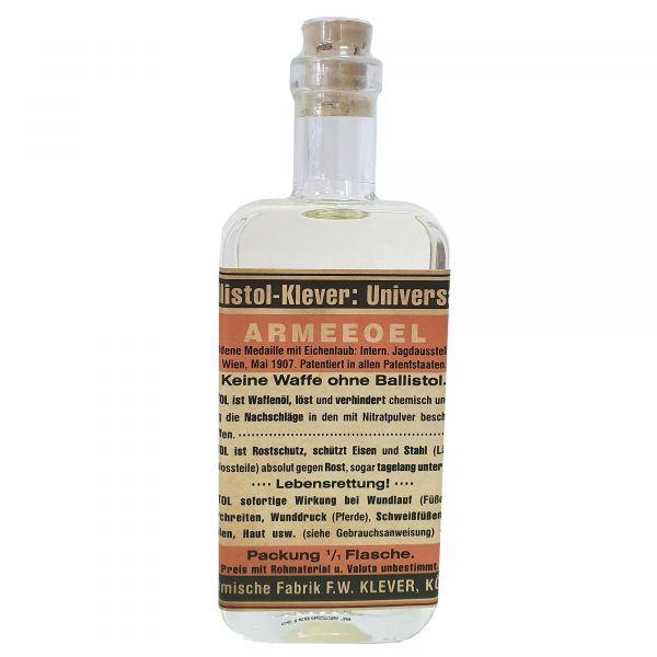 Ballistol Huile dans une bouteille nostalgique 100 ml