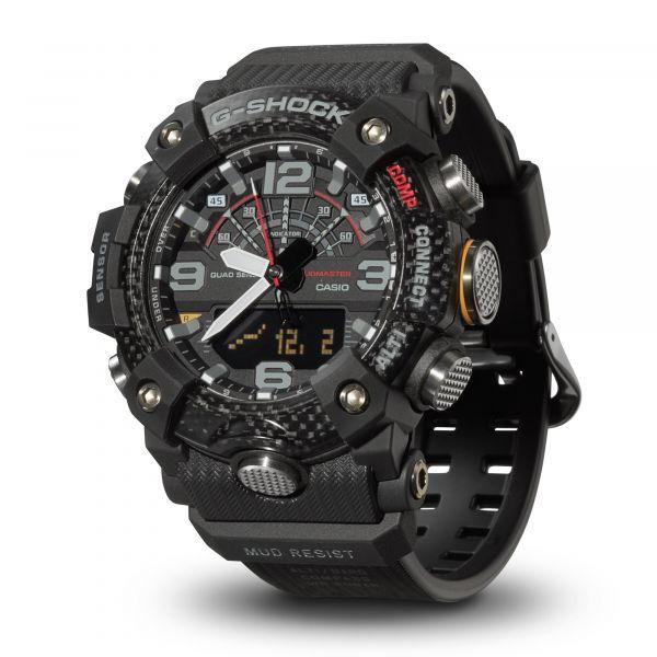 Casio Montre G-Shock Mudmaster GG-B100-1AER noir