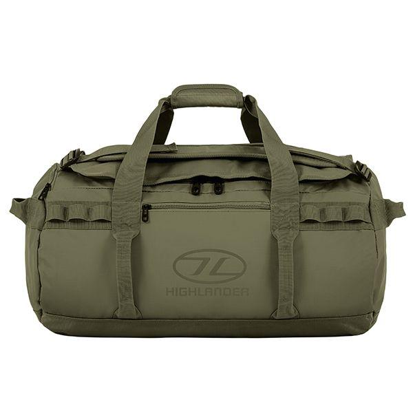 Highlander Sac Storm Kitbag 65L olive