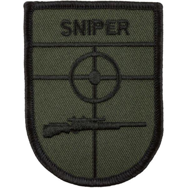 Insigne Tissu US Sniper kaki