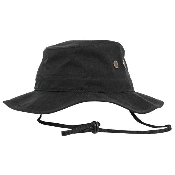 Brandit Chapeau de brousse Fishing Hat Ripstop noir