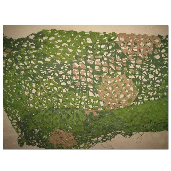 Filet de camouflage suédois 5 x 5 m occasion