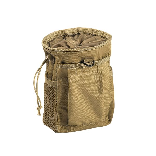 Sacoche Empty Shell Pouch Molle coyote