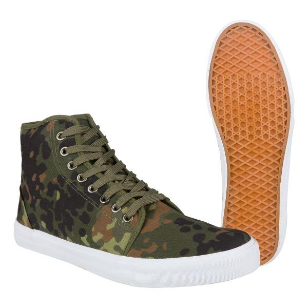 Army Sneaker flecktarn