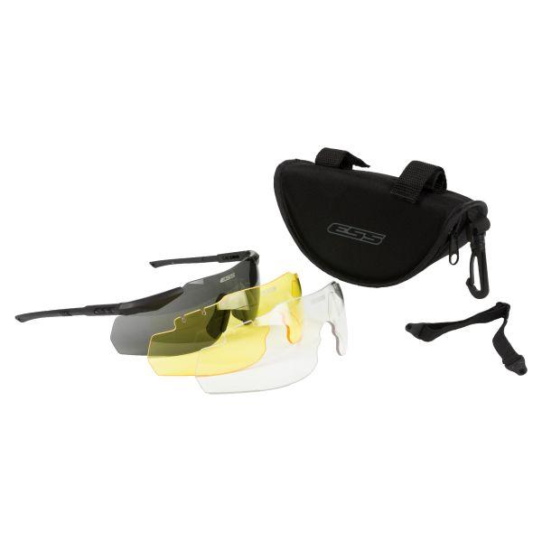 ESS Lunettes ICE Naro Eyeshield-Kit