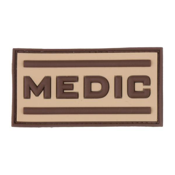 Patch 3D MEDIC desert