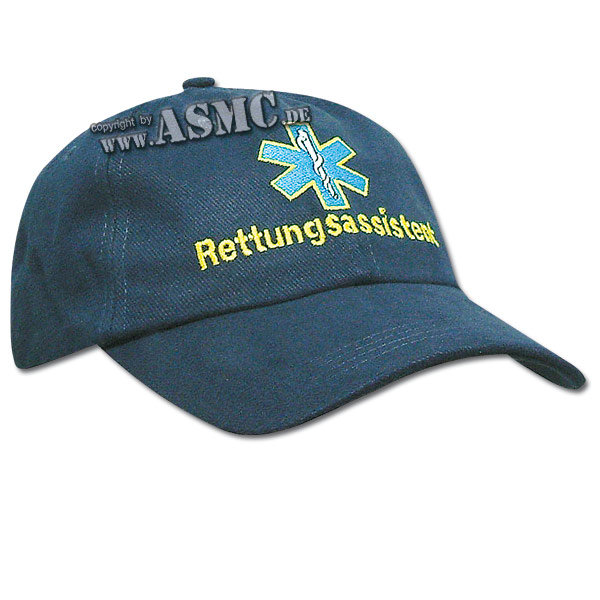 Casquette Rettungsassistent