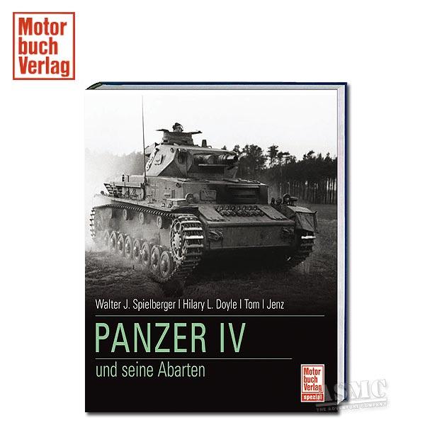 Livre Panzer IV und seine Abarten