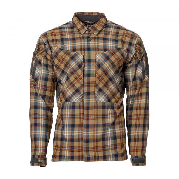 Helikon-Tex Chemise MBDU Flannel Shirt ginger plaid