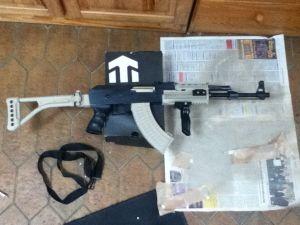 a47 sniper paint khaki