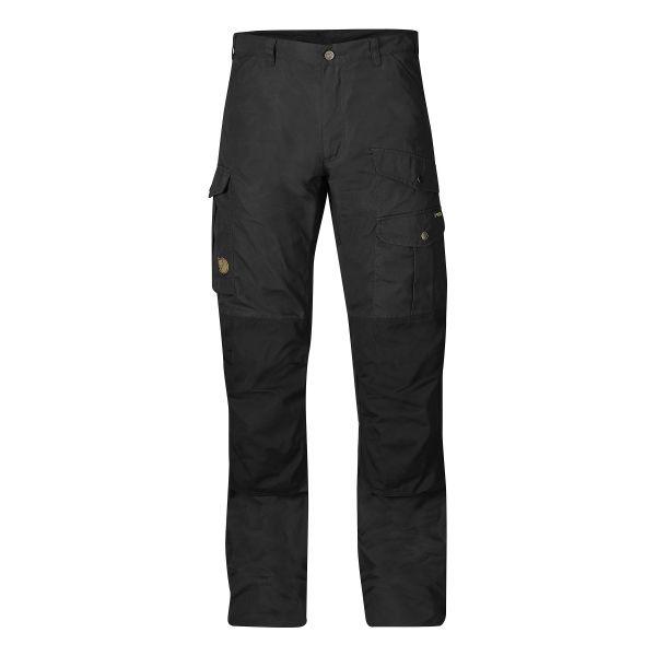 Pantalon Barents Pro Fjällräven gris foncé/noir