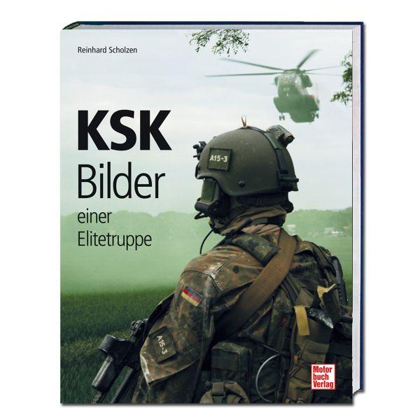 "Livre KSK - ""Bilder einer Elitetruppe"""