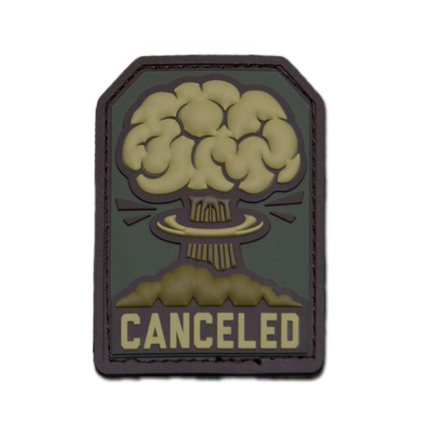 MilSpecMonkey Patch Canceled PVC full multicam
