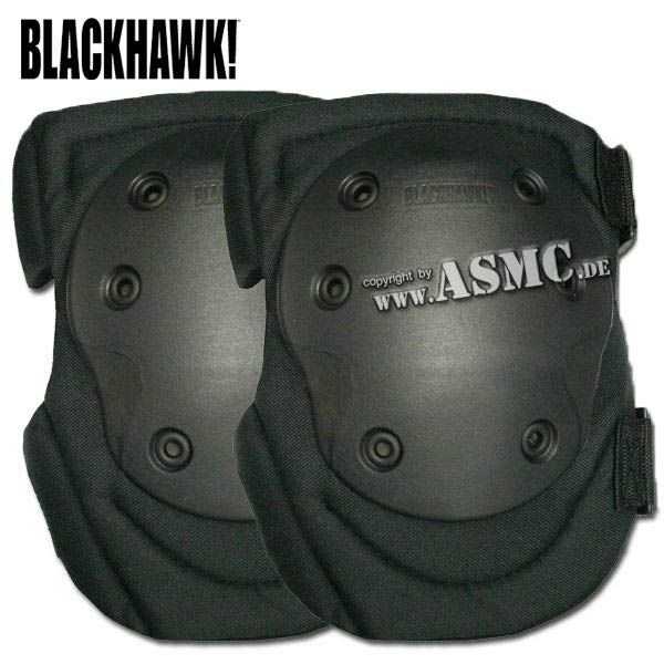 Genouillères Blackhawk V.2 noires