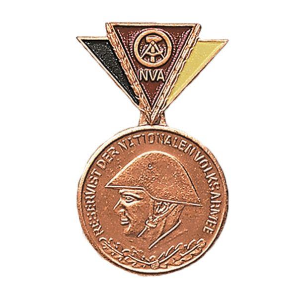Médaille NVA Reservistenabzeichen bronze