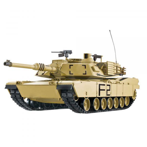 Amewi Char télécommandé U.S. M1A2 sable