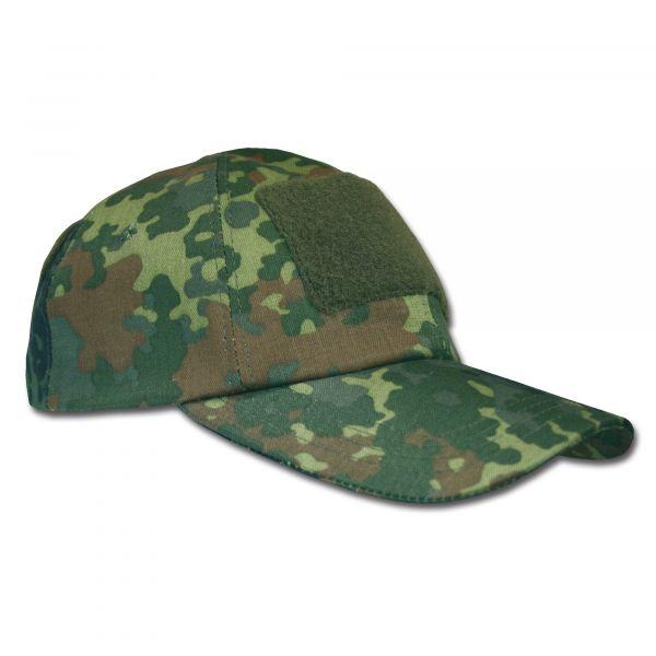 Casquette Baseballcap flecktarn tactical