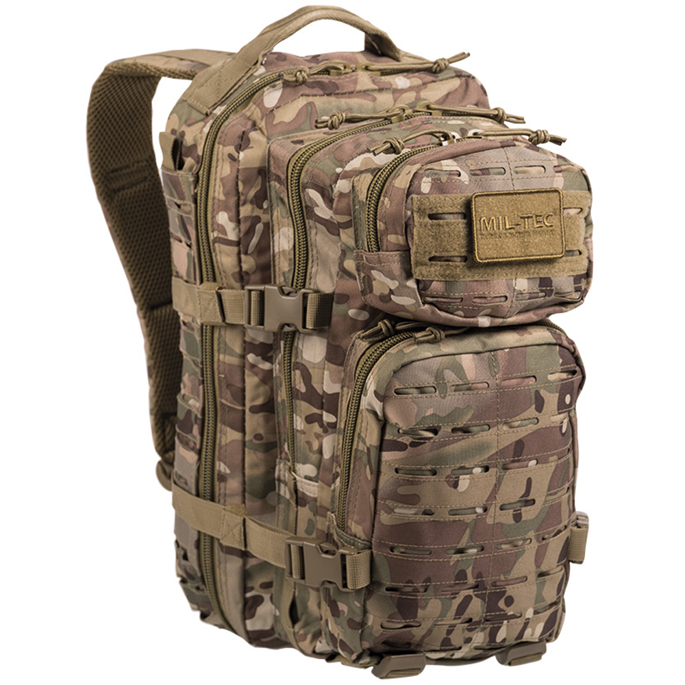 Sac à dos US Assault Pack SM Laser Cut multitarn